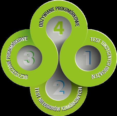 4 kroki do zdrowia komórkowego